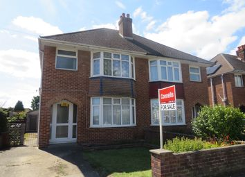 Thumbnail 3 bedroom semi-detached house for sale in Romsey Road, Shirley, Southampton
