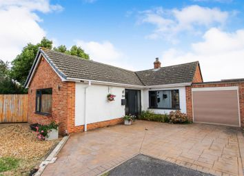 Thumbnail 4 bed detached bungalow for sale in Nightingale Close, Hartford, Huntingdon