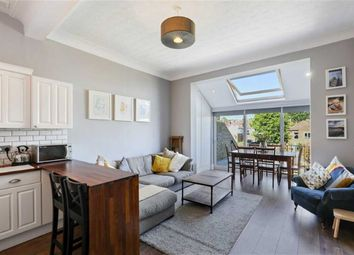 Thumbnail 2 bed flat for sale in Burghill Road, London
