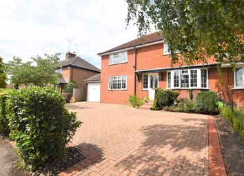 Thumbnail 4 bed semi-detached house for sale in Larkfield Road, Sevenoaks, Kent