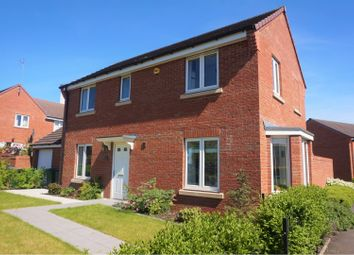 Thumbnail 3 bedroom detached house for sale in Humber Road, Coventry