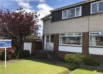 Thumbnail 3 bed semi-detached house for sale in Buchanan Drive, Lenzie