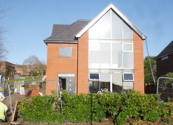Thumbnail 4 bed detached house for sale in Evelegh Road, Farlington, Portsmouth