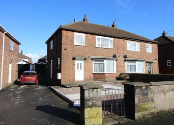 Thumbnail 3 bed semi-detached house for sale in 3, Roche Avenue, Leek