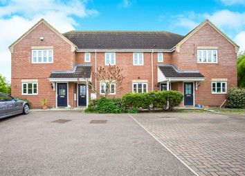 Thumbnail 2 bedroom terraced house for sale in Fox Hole Close, Warboys, Huntingdon