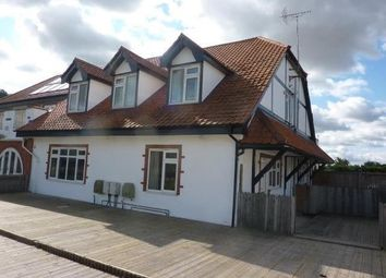 Thumbnail 2 bed semi-detached house for sale in Isleham Road, Worlington, Bury St. Edmunds