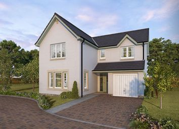 Thumbnail 4 bed detached house for sale in Plot 23, Ostlers Way, Kirkcaldy, Fife