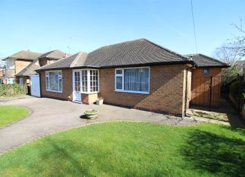 Thumbnail 2 bedroom detached bungalow for sale in Rivergreen Crescent, Bramcote, Nottingham