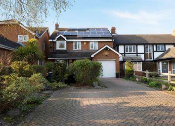 Marshfoot Lane, Hailsham, East Sussex BN27. 5 bed detached house for sale