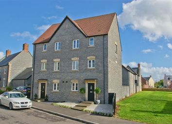 Thumbnail 5 bed semi-detached house for sale in Hobbs Road, Shepton Mallet