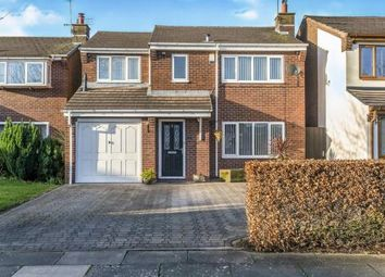 Thumbnail 4 bed detached house for sale in Tyrers Avenue, Maghull, Liverpool, Merseyside