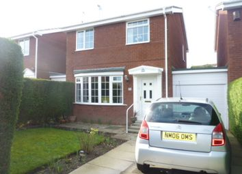 Thumbnail 3 bed link-detached house for sale in Chipchase Court, New Hartley, Whitley Bay