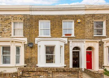 Thumbnail 3 bed terraced house for sale in Swaton Road, London