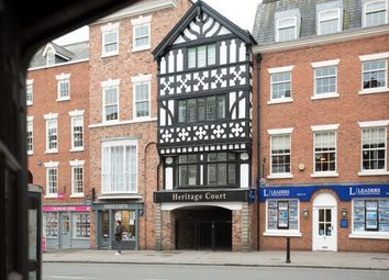 Thumbnail 1 bed flat to rent in Lower Bridge Street, Chester