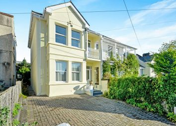 Thumbnail 4 bed semi-detached house for sale in Poltair Avenue, St. Austell