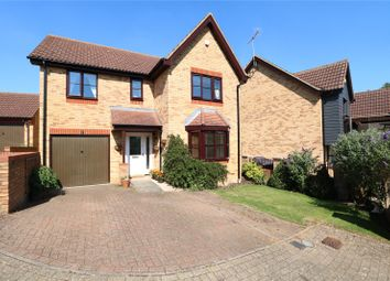 Holborn Crescent, Tattenhoe, Buckinghamshire, Buckinghamshire MK4. 4 bed detached house for sale