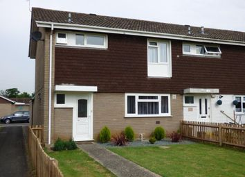 Thumbnail 2 bed end terrace house for sale in Haltons Close, Calmore