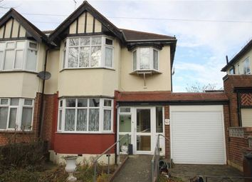 Thumbnail 3 bed semi-detached house for sale in Ainslie Wood Road, London