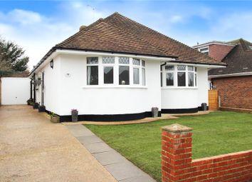 Thumbnail 2 bed bungalow for sale in Fircroft Crescent, Rustington, Littlehampton