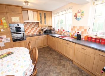 Thumbnail 4 bedroom semi-detached house for sale in Stafford Close, Bulkington, Bedworth