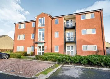 Thumbnail 2 bed flat for sale in Pembury House, Kilndown Close, Ashford, Kent