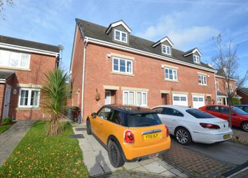 Thumbnail 4 bed town house for sale in Ashtree Gardens, Millhouse Green, Sheffield