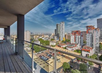 Thumbnail 3 bed flat for sale in Indescon Square, Canary Wharf