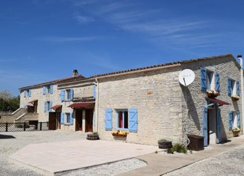 Thumbnail 9 bed property for sale in Mansle, Charente, 16230, France