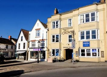 Thumbnail Pub/bar for sale in 4 Market Place, Glastonbury, Somerset