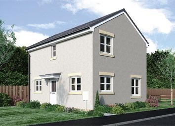 "Thumbnail 3 bed mews house for sale in ""Cairns End"" at Broomhouse Crescent, Uddingston, Glasgow"