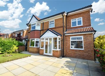 Thumbnail 5 bed detached house for sale in Prestwich Hills, Prestwich, Manchester, Greater Manchester