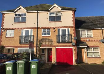 Thumbnail 3 bed town house for sale in Delisle Road, Thamesmead West