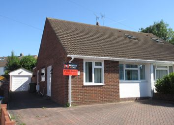 Thumbnail 2 bed semi-detached bungalow for sale in The Drive, Fareham