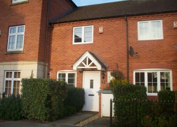 Thumbnail 2 bedroom town house to rent in Burton Road, Sileby