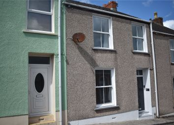 Thumbnail 3 bed terraced house for sale in Williamson Street, Pembroke, Pembrokeshire