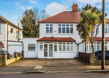 Thumbnail 3 bed semi-detached house for sale in The Drive, Morden