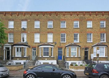 Thumbnail 3 bed flat to rent in Byrne Road, London