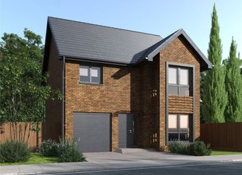 Thumbnail 4 bed detached house for sale in Plot 5 - Woodlea, Darnley, Glasgow