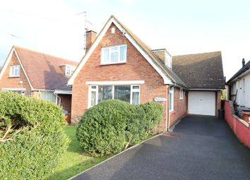 Thumbnail 4 bed bungalow for sale in Willingdon Park Drive, Eastbourne
