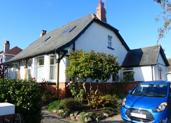 Thumbnail 4 bed detached house for sale in Bryn Mair Avenue, Abergele