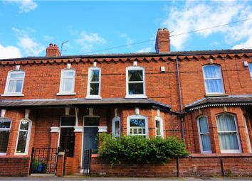Thumbnail 3 bed terraced house for sale in Wigginton Terrace, York