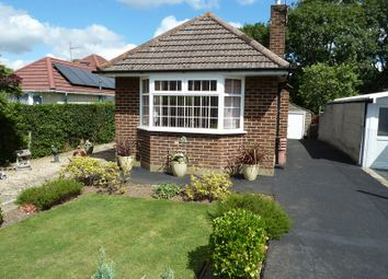 Thumbnail 2 bedroom detached bungalow for sale in Cudnell Avenue, Bear Cross, Bournemouth