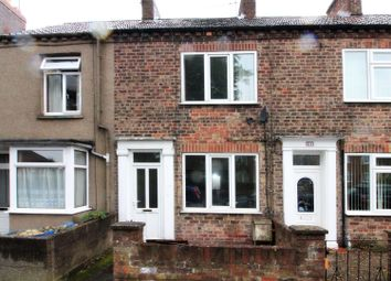 Thumbnail 3 bedroom terraced house for sale in Scarborough Road, Driffield