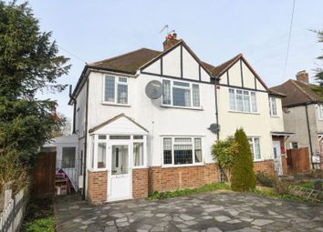 Thumbnail 3 bed semi-detached house for sale in Addington Road, West Wickham