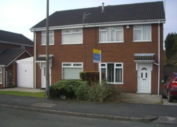 Thumbnail 3 bed semi-detached house to rent in Park Road, Hindley
