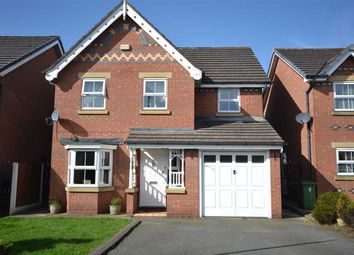 Thumbnail 4 bed detached house for sale in Dunsdale Drive, Ashton-In-Makerfield, Wigan