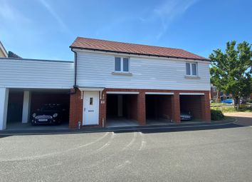 Thumbnail 2 bed flat for sale in Pandora Close, Locks Heath, Southampton