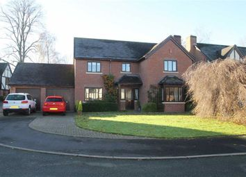 Thumbnail 4 bed detached house for sale in Bowbrook Grange, Bowbrook, Shrewsbury