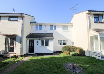 Thumbnail 3 bed terraced house for sale in Pilgrim Close, Great Chesterford, Saffron Walden