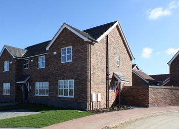 Thumbnail 2 bed semi-detached house to rent in Bayleaf Lane, Barton-Upon-Humber